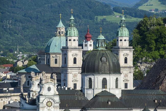 Austria- Salzburg State- Salzburg