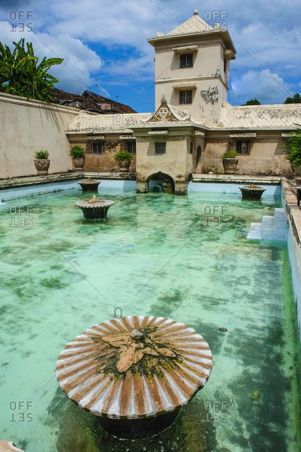 Indonesia- Java- Yogyakarta- Taman Sari Water Castle