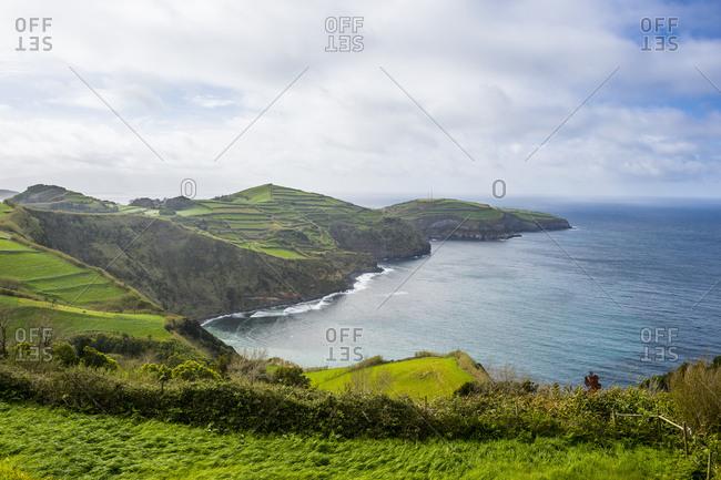 Portugal- Azores- Sao Miguel- North Coast