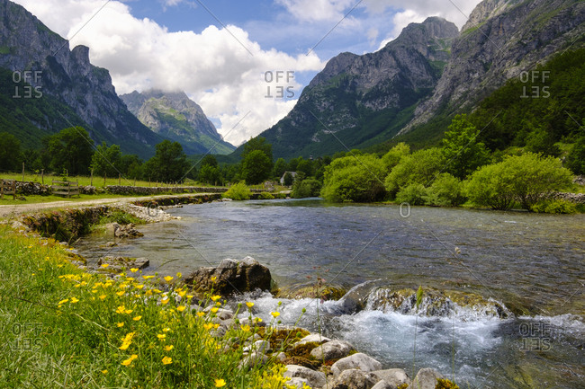Montenegro- Adriatic coast-