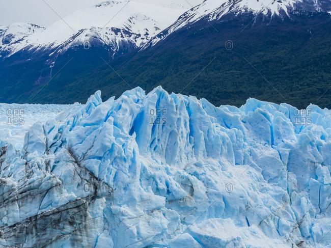 Argentina- El Calafate- Patagonia- Glacier Perito Moreno