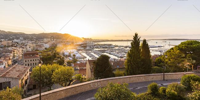 France- Provence-Alpes-Cote d'Azur- Cannes-