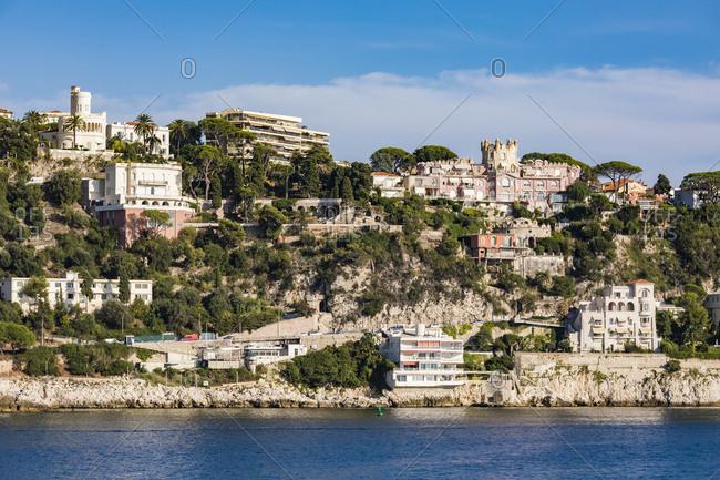 France- Provence-Alpes-Cote d'Azur- Nice-