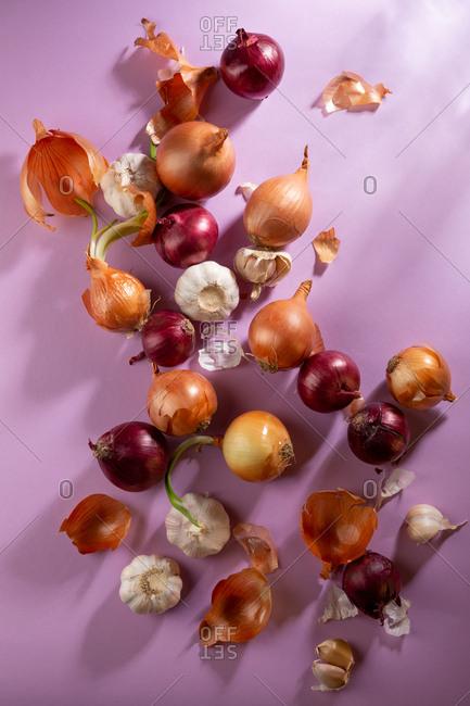 Set onions