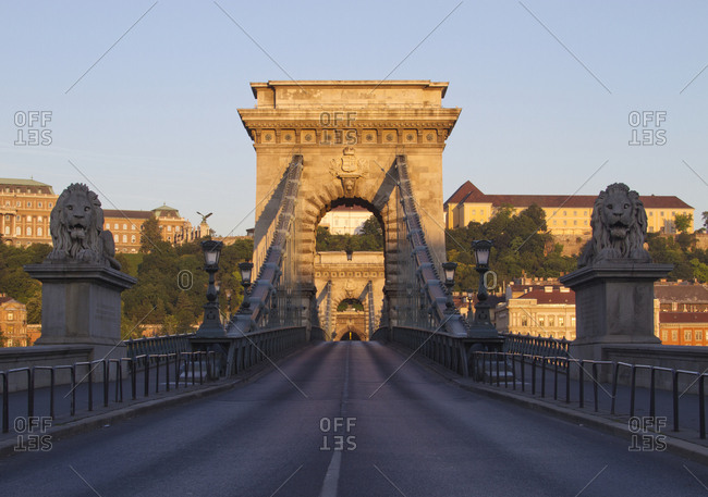 Bridge,Budapest, Hungary