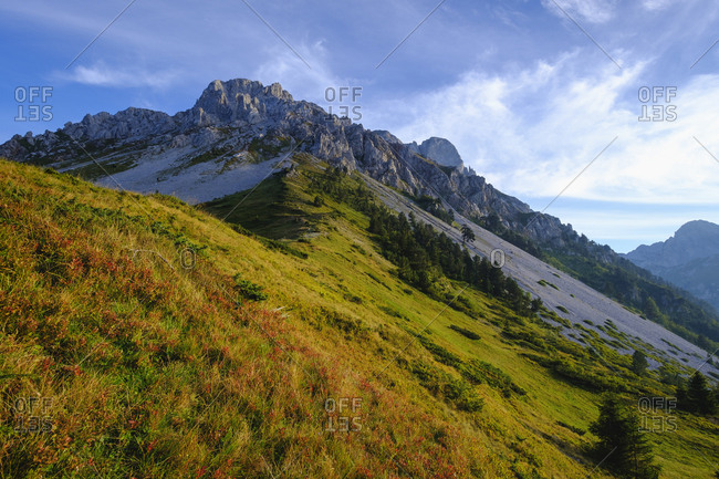 Montenegro- Andrijevica- Komovi Mountains  Marin krs and Vasojevici