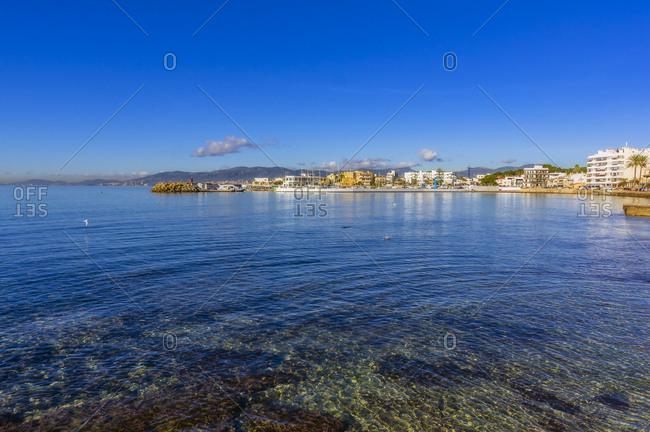 Spain- Mallorca- Portixol