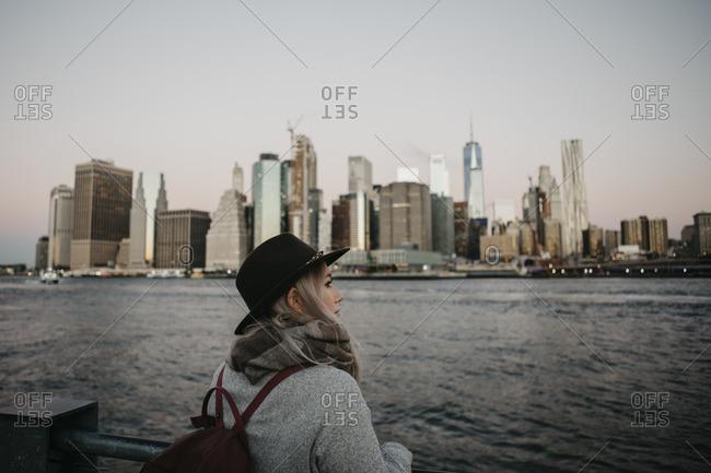USA- New York- New York City-