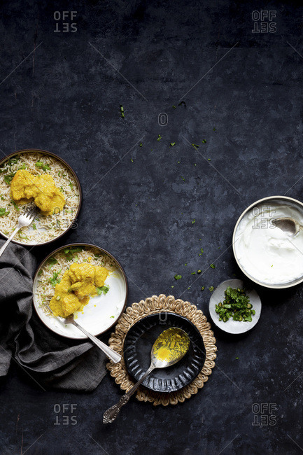 7cbe8089067 Fish Curry with coconut and mustard Fish Curry with coconut and mustard