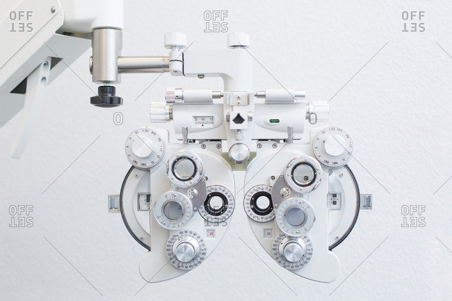 Optometry devices