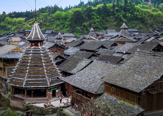 Guizhou Huang Gang DongZhai