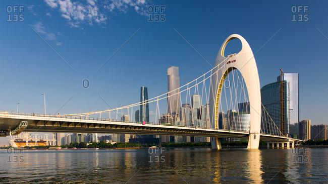 September 16, 2017: Guangzhou city, guangdong province