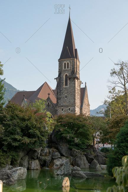 The Swiss church