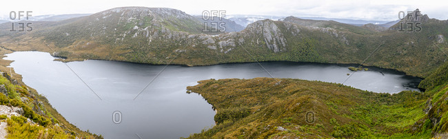 Australia- Tasmania- Cradle Mountain-Lake St Clair National Park