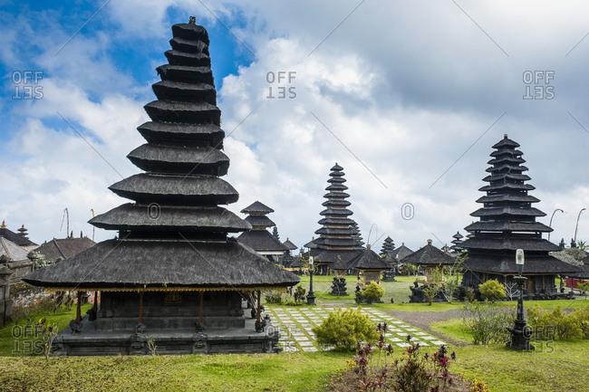 Indonesia- Bali- Pura Besakih temple complex