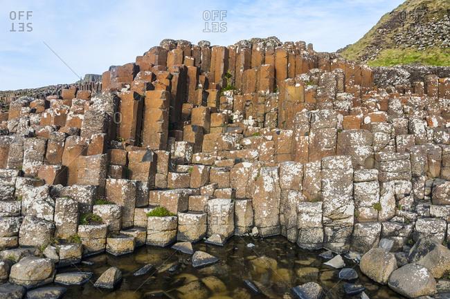 UK- Northern Ireland- Giant's Causeway