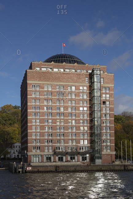 Germany- Hamburg- …evelgoenne- Augustinum retirement home