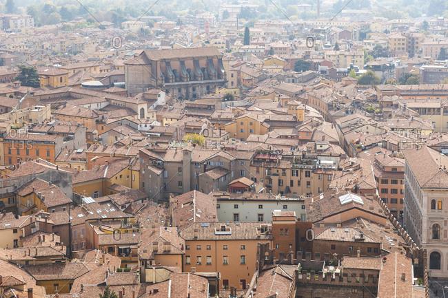 Italy- Bologna- cityscape