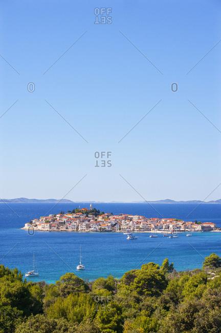 Croatia- Dalmatia- Primosten- Adria