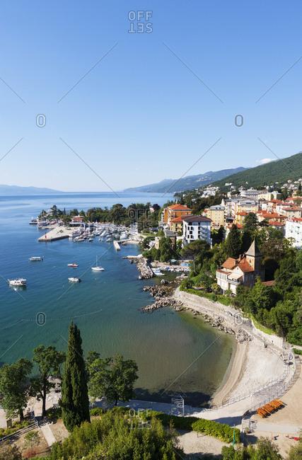 Croatia- Istria- Adria- Kvarner Gulf- Opatija