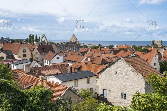 Sweden- Gotland County- Visby