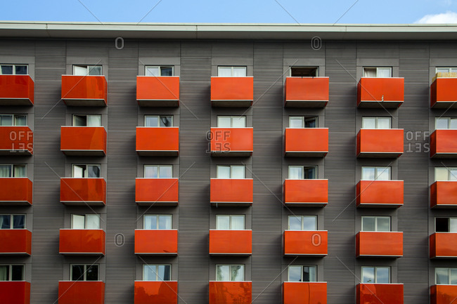 Block of flats - Offset Collection