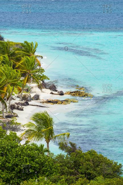 Caribbean- Anguilla- View to Shoal Bay