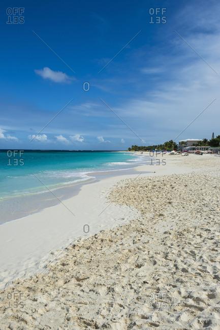 Caribbean- Anguilla- Shoal Bay- East beach