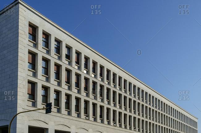 Building on Via Cristoforo Colombo