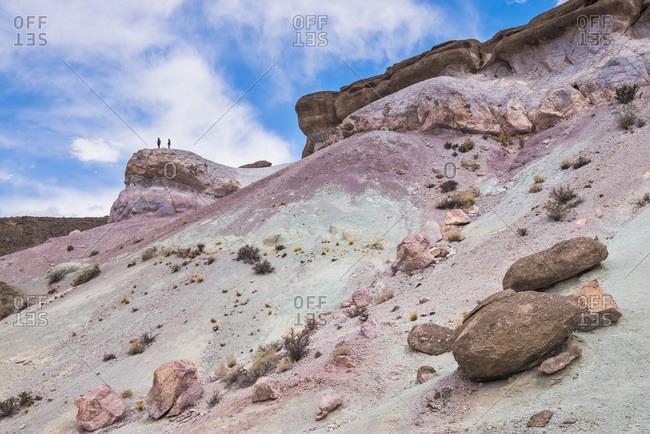December 17, 2014: Argentina, Mendoza, Hill of Seven Colors, Uspallata