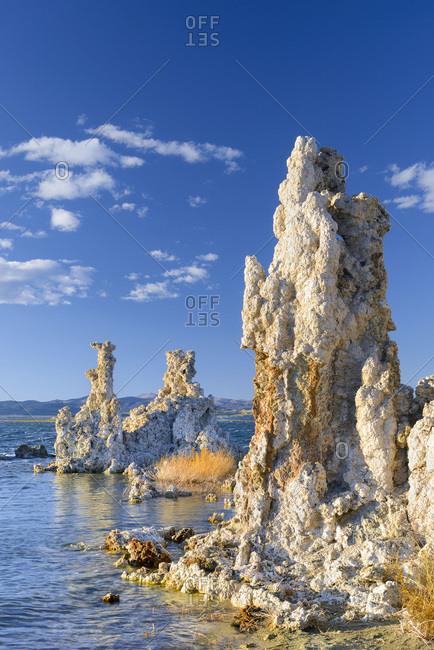 United States, California, Mono Lake Tufa State Reserve, Mono Lake, South Tufa area