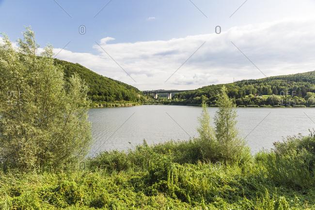 Austria- Tullnerbach- Vienna Forest Lake
