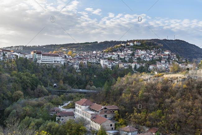 October 30, 2018: Veliko Tarnovo- Bulgaria