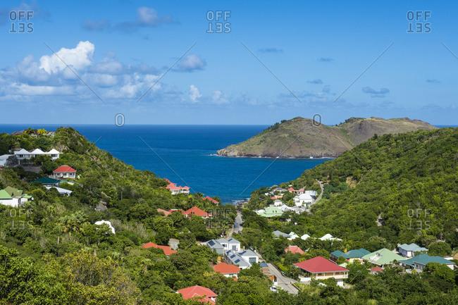 Caribbean- Lesser Antilles- Saint Barthelemy