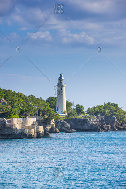 Jamaica- Negril- Lighthouse of Negril