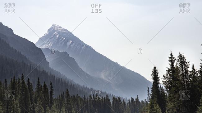 Alberta, Icefields Parkway, Canada, Canadian Rockies