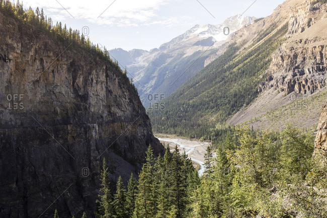 Canada, British Columbia, Mount Robson Provincial Park, Canadian Rockies
