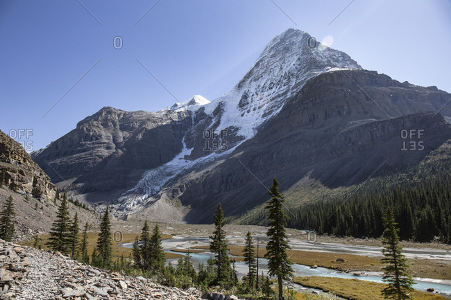 Canada, British Columbia, Mount Robson Provincial Park, Mount Robson, Canadian Rockies