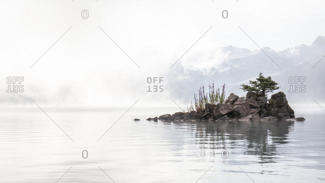 Canada, British Columbia, Garibaldi Provincial Park, Lake Garibaldi