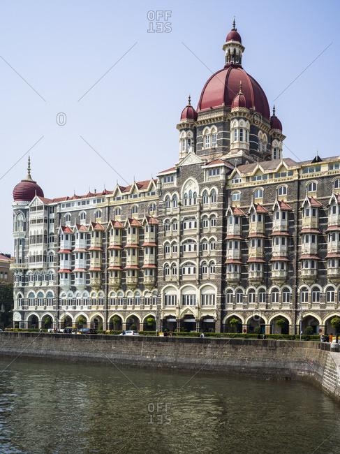 The Taj Mahal Palace Hotel; Mumbai, Maharashtra, India