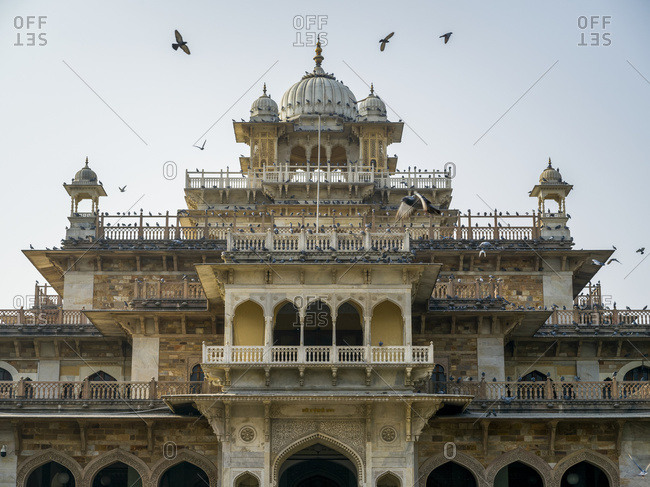Albert Hall Museum; Jaipur, Rajasthan, India