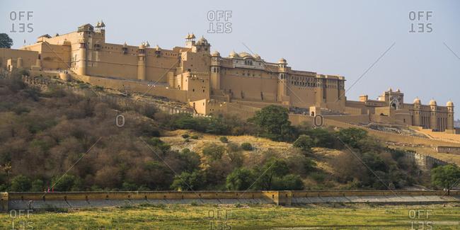 Amer Palace; Jaipur, Rajasthan, India