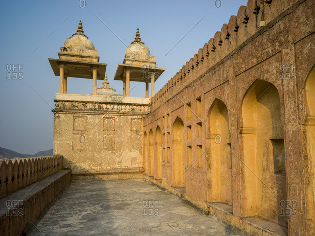 Amer Fort; Jaipur, Rajasthan, India