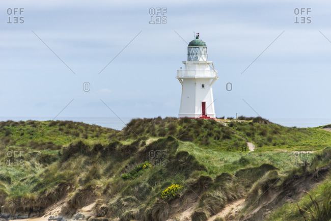 Lighthouse, Waikawa Point, New Zealand,Waikawa Point, Waikawa Point, New Zealand