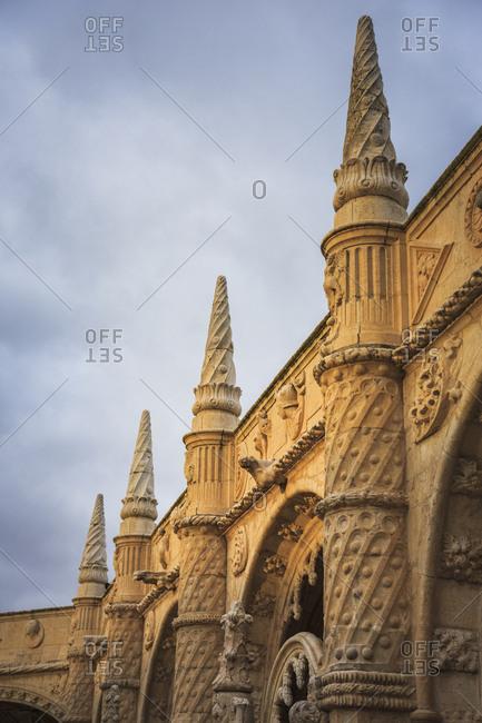 Portugal- Lisbon- Jeronimos Monastery