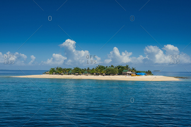 Fiji- Mamanuca Islands- Bounty Island