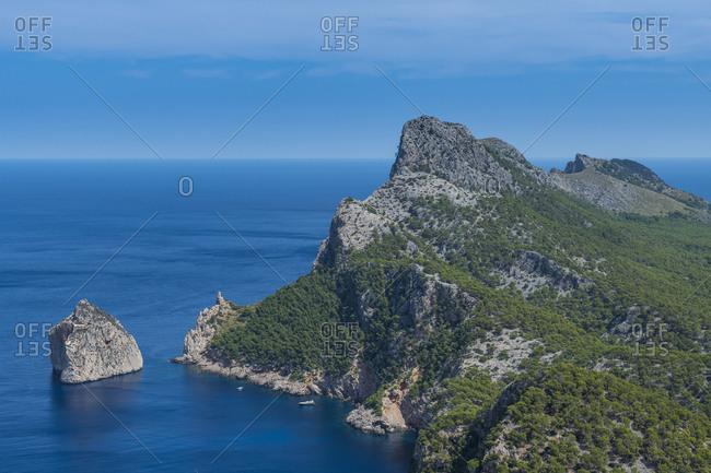 Spain- Baleares- Mallorca- Cap Formentor
