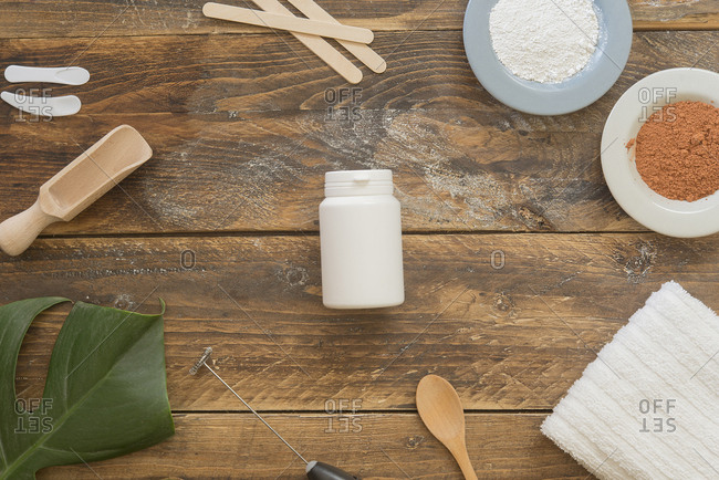 Natural cosmetics- do-it-yourself