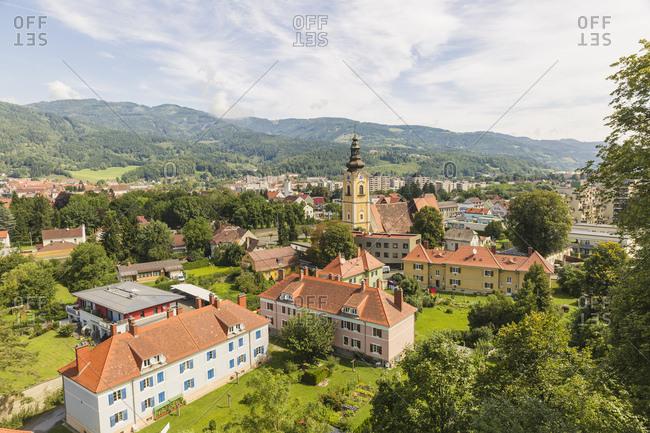July 21, 2017: Austria- Styria- Leoben- Jacobi Church