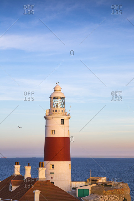 Gibraltar, Europa Point Lighthouse